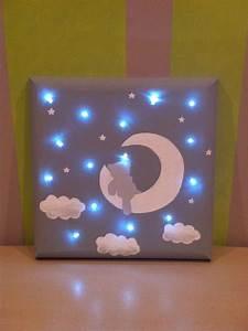 17 meilleures idees a propos de toile lumineuse sur With déco chambre bébé pas cher avec commande fleurs aquarelle
