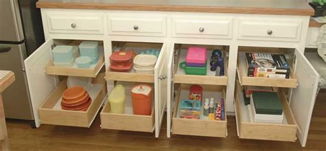 kitchen drawer storage solutions kitchen drawers rolling shelves custom shelving roll 4732