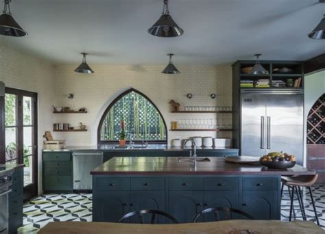 Eclectic Kitchen Design With A Timeless Sense - DigsDigs
