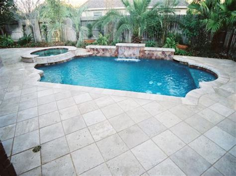 travertine deck travertine pool deck pool decking