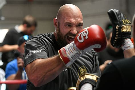 Tyson Fury's come back and amazing transformation inspires ...