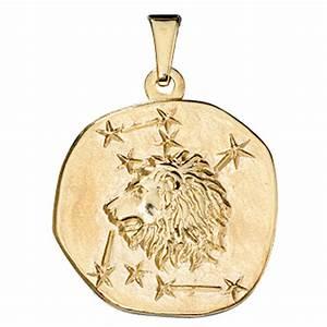 333 Gold Preis Berechnen : sternzeichen l we anh nger aus 333 gold gelbgold ~ Themetempest.com Abrechnung