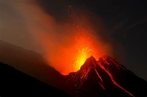 Most Active Volcanoes In The World  Atlas & Boots