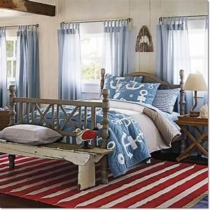 10, Beautiful, Beach, Themed, Bedroom, Decorating, Ideas