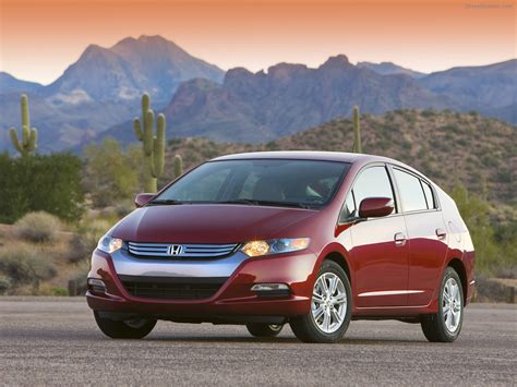 2018 Honda Insight Hybrid Exotic Car Picture 07 Of 38