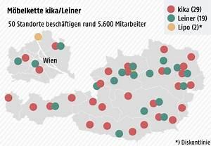 Kika Möbelhaus Wien : kika leiner stellt filialen auf den pr fstand noe ~ Frokenaadalensverden.com Haus und Dekorationen