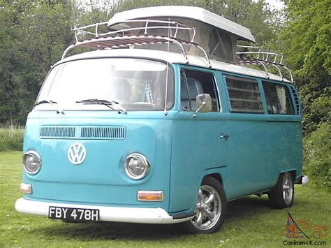 Vw Camper Van 1970 Excellent Condition Refurbished