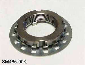 Gm Chevy Truck Sm465 Transmission 4wd Main Shaft Nut Kit