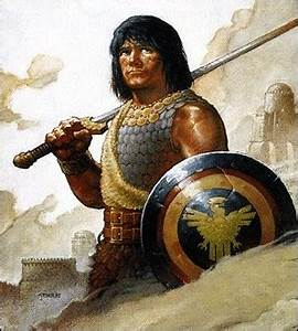 Robert E Howard... Conan Cimmerian Quotes