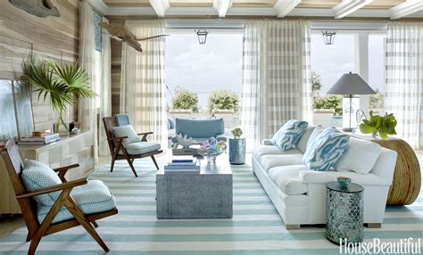 Beautiful Living Room : Turquoise Beach House-marshall Watson And Kate Reid