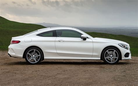 mercedes benz  class coupe amg  uk