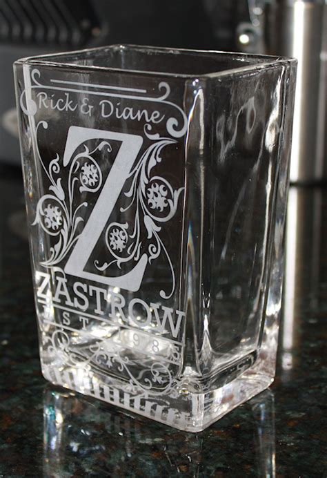 stencil  glass etching glass etching projects glass