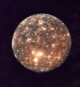 Callisto - Voyager 2