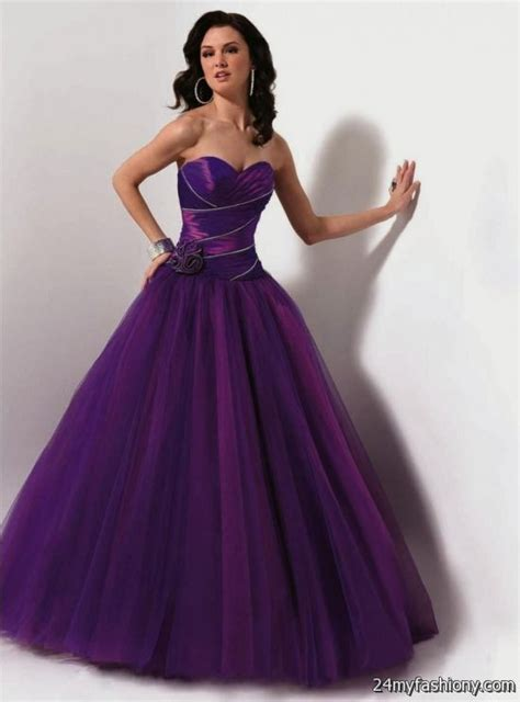 beautiful purple wedding dress designs weneedfun