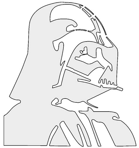 Darth Vader Pumpkin Template by Wars Pumpkin Carving Templates Images Template