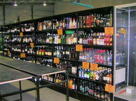 Liquor Stores Perth Shelving
