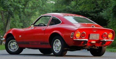 1971 Opel Gt by Nicest We Ve Seen 1971 Opel Gt Bring A Trailer
