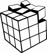 Rubiks sketch template
