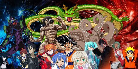 Anime Mix Wallpaper - anime mix wallpaper by cronoz218 on deviantart