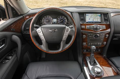2018 Infiniti Qx80 Shows Off New Look In New York Motor