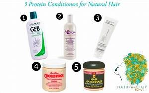 Protein Conditioners For Natural Hair
