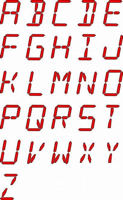 Alphabet Letters Font Svg Display Text Fonts