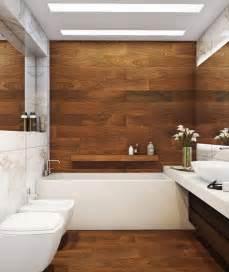 wood bathroom ideas 12 banheiros e lavabos porcelanato que imita madeira jeito de casa de decoração