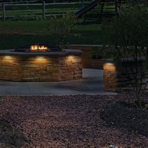led retaining wall lights wall lights design retaining wall lights home depot