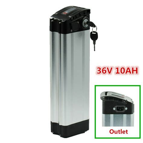 36v 10ah electric bike li ion battery recharge bicycles top discharge bms ebay