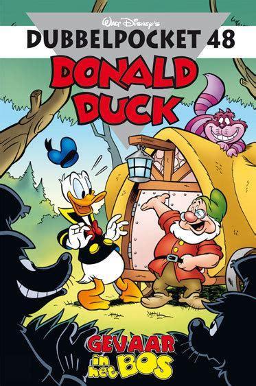 bolcom donald duck dubbelpocket  gevaar  het bos walt disney studios