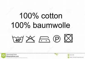 Symboles Lavage Vêtements : symboles de lavage textile illustration de vecteur ~ Melissatoandfro.com Idées de Décoration