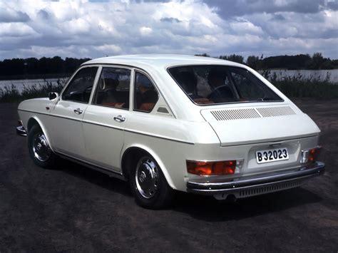 4 Door Volkswagen by Volkswagen 411 4 Door Sedan Typ 4 1968 72