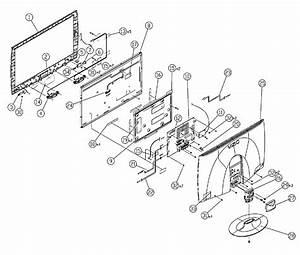 Vizio M221nv Lcd Television Parts