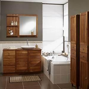 salle de bain 25 nouveaux modeles pour s39inspirer en With meuble de salle de bain marron
