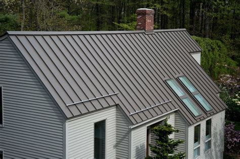 Roof : Pictures Of Stone Houses With Metal Roofs