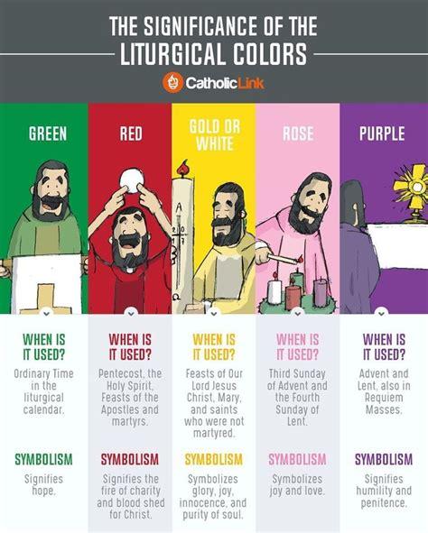 best 25 liturgical colors ideas on catholic