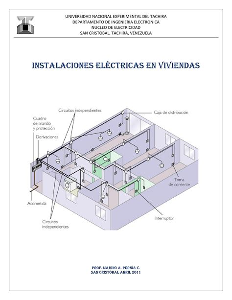 instalaciones electricas en viviendas by jesantos issuu