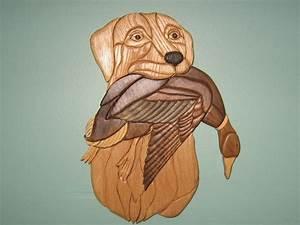 Intarsia Wood Art PDF Woodworking