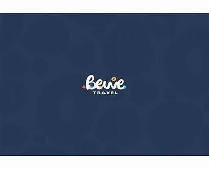 Travel Agency Behance Branding Bewe Logos