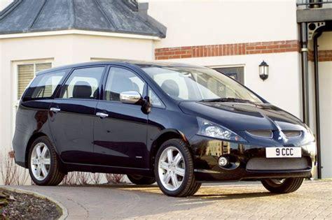 mitsubishi grandis    car review car