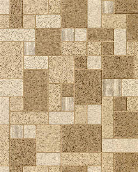 floor and decor ta edem 585 21 tapete fliesen kacheln mosaik stein optik steintapete braun beige ebay