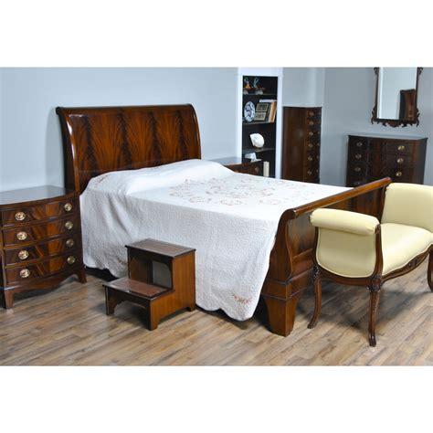 mahogany king bed dsc 0001 3957