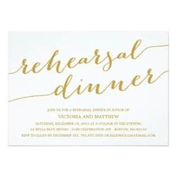 wedding rehearsal dinner invitations modern calligraphy rehearsal dinner invitation