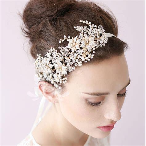hair ornaments aliexpress buy baroque bridal hair accessories