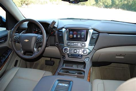 chevrolet tahoe interior 2016 chevrolet tahoe ltz test drive autonation drive