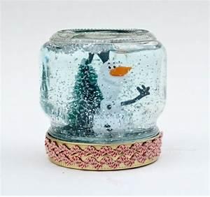 Geschenke Selber Basteln : selbstgemachte geschenke wie kann man eine schneekugel ~ Lizthompson.info Haus und Dekorationen