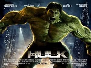 The Incredible Hulk Movie Poster (#2 of 2) - IMP Awards