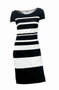 Tischläufer Schwarz Weiß : bodyforming kleid schwarz wei kleider outlet mode shop ~ Frokenaadalensverden.com Haus und Dekorationen