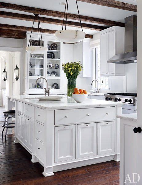 pictures of kitchen designs with islands white kitchens design ideas architectural digest 9108