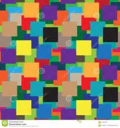 Colorful Square Tile Patterns